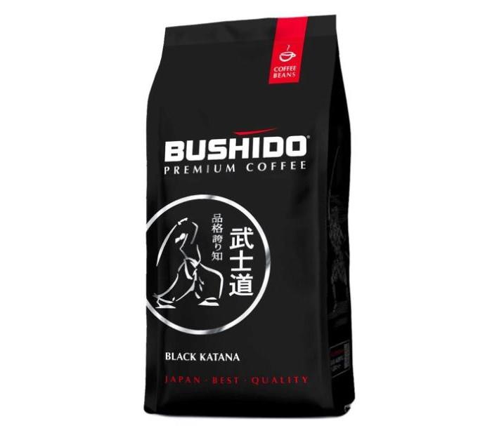Кофе Bushido Кофе в зернах Black Katana 227 г недорого