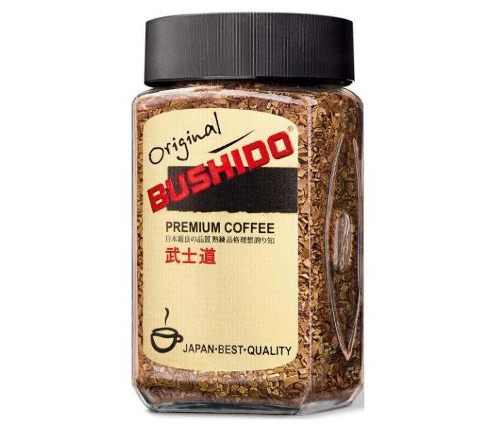 Кофе Bushido Кофе растворимый сублимированный Original Katana 50 г палантин michel katana michel katana mp002xw13lci