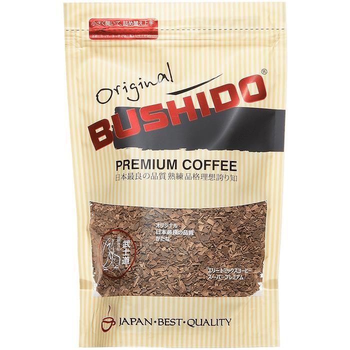 Bushido Кофе растворимый сублимированный Original Katana 75 г