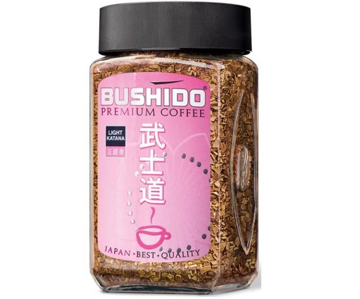 Bushido Кофе растворимый сублимированный Light Katana 100 г фото