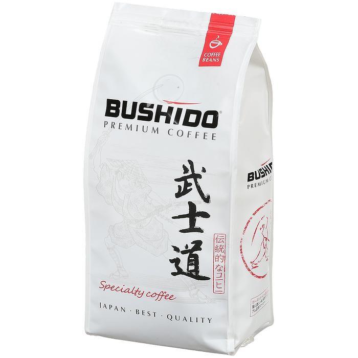 Bushido Кофе в зернах Specialty Coffee 227 г
