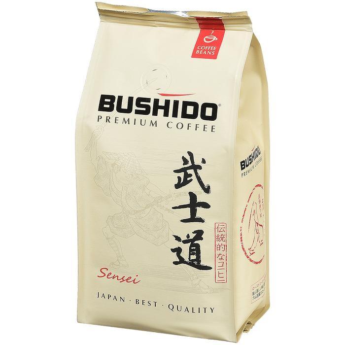 Кофе Bushido Кофе в зернах Sensei 227 г недорого