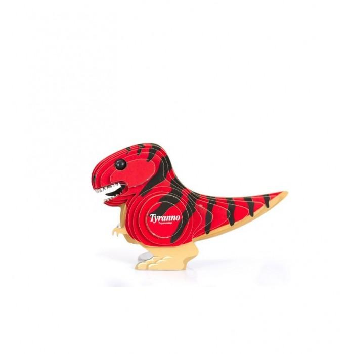 Сборные модели Panda Puzzle 3D пазл Тираннозавр