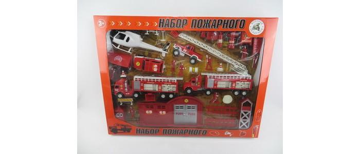 ТМ Набор игровой Пожарные