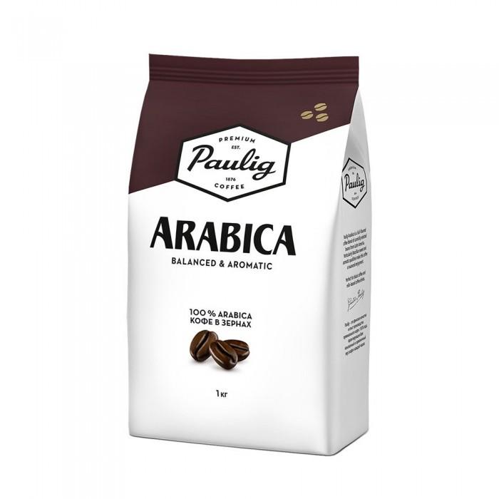 Paulig Кофе Arabica зерно 1 кг фото