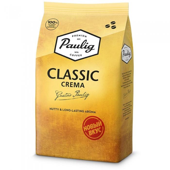 Paulig Кофе Classic Crema зерно 1 кг фото