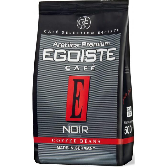 Кофе Egoiste Кофе в зернах Noir 500 г кофе в зернах hiramur mexico