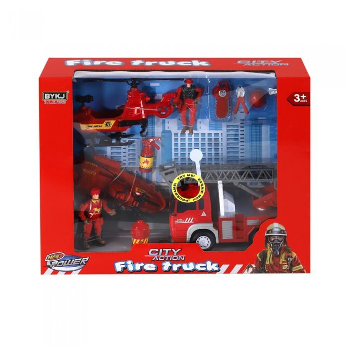Джамбо Набор Пожарные JB0204348
