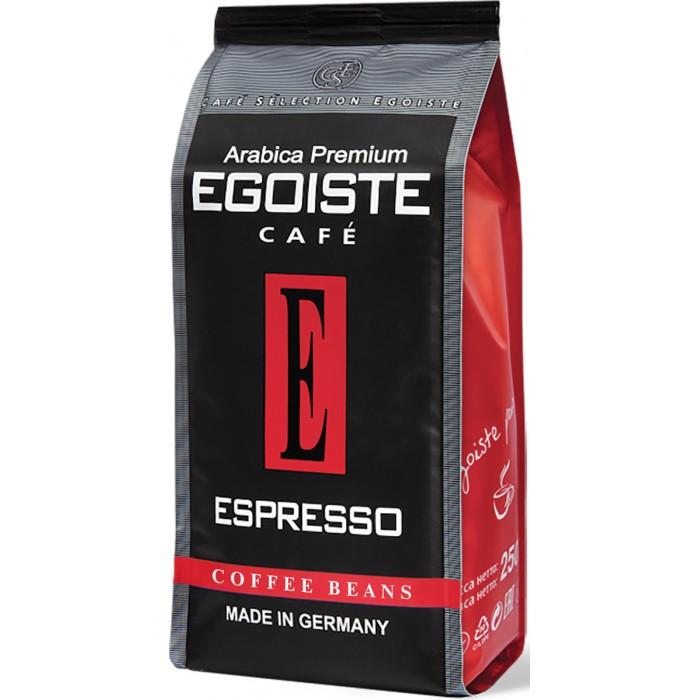 Кофе Egoiste Кофе в зернах Espresso 250 г EG25012005 кофе в зернах hiramur mexico