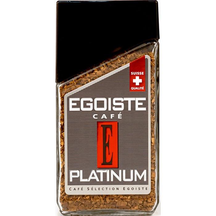 Egoiste Кофе растворимый сублимированный Platinum 100 г фото
