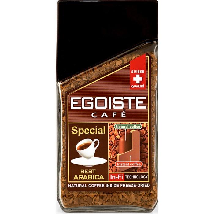 Egoiste Кофе растворимый сублимированный Special 100 г фото