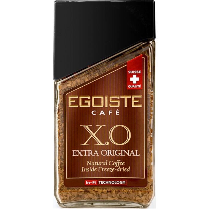 Egoiste Кофе растворимый сублимированный X.O. Extra Original 100 г фото