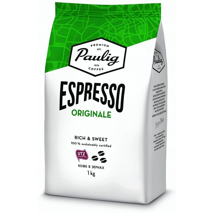 Кофе Paulig Кофе Espresso Originale зерно 1 кг
