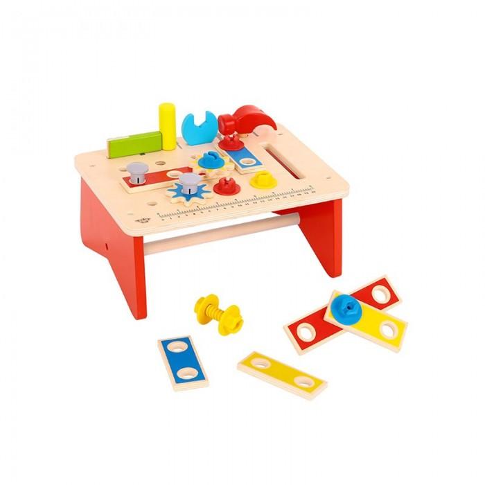 Ролевые игры Tooky Toy Набор Верстак с инструментами