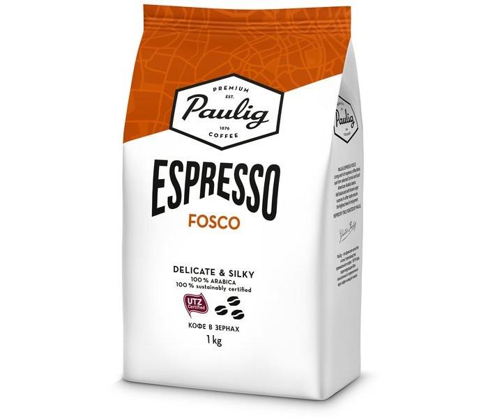 Paulig Кофе Classic Crema зерно 1 кг