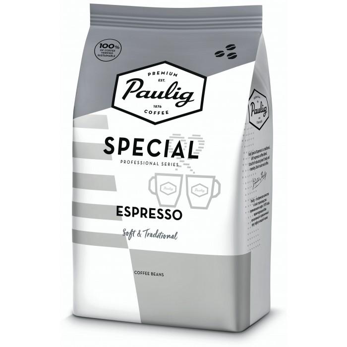 Paulig Кофе Special Espresso зерно 1 кг
