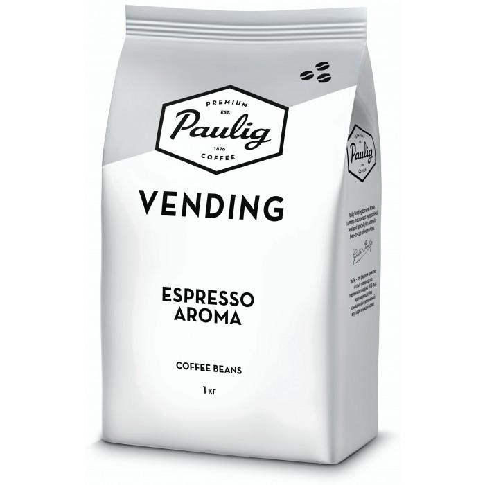 Кофе Paulig Vending Espresso Aroma зерно 1 кг