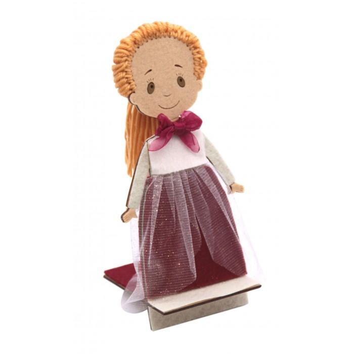 Наборы для творчества Санта Лючия Набор для творчества Подставка под телефон Кукла Злата