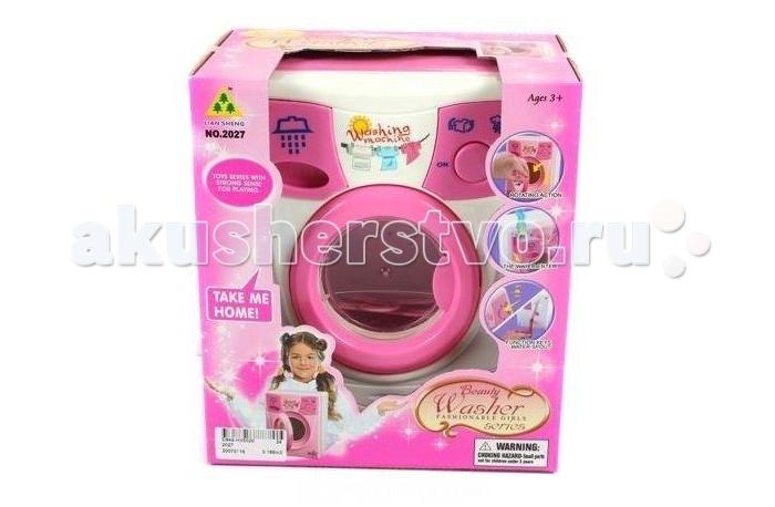 Ролевые игры Shantou Gepai Стиральная машина Beauty washer