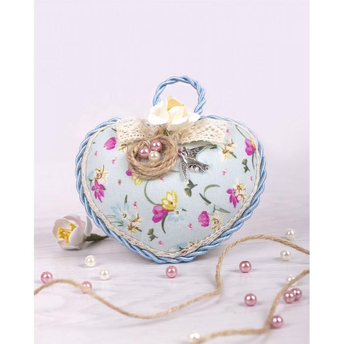 Наборы для творчества Peppy Набор для творчества лоскутное шитье Игольница Весна