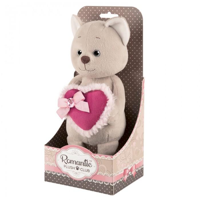Мягкая игрушка Maxitoys Кукла Василиса в фиолетовом платье 35 см