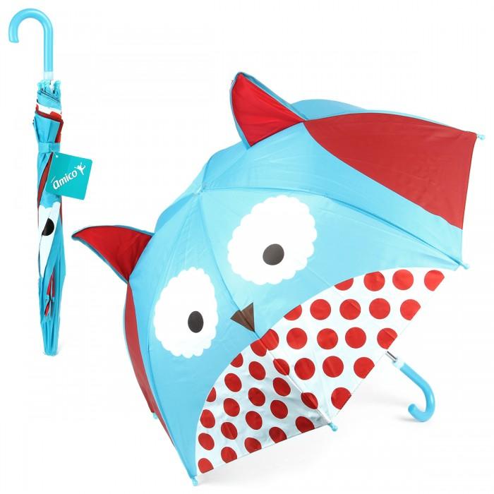 Купить Зонты, Зонт Ami&Co (AmiCo) детский диаметр 60х73 см 91661