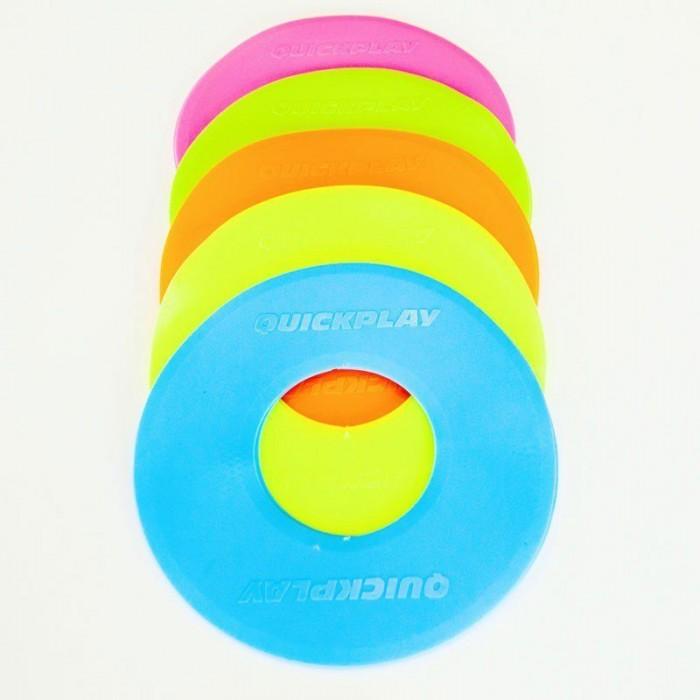 Quickplay Маркеры для тренировок цветные 10 шт.