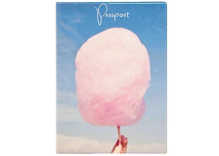 Канцелярия Kawaii Factory Обложка для паспорта Cotton candy