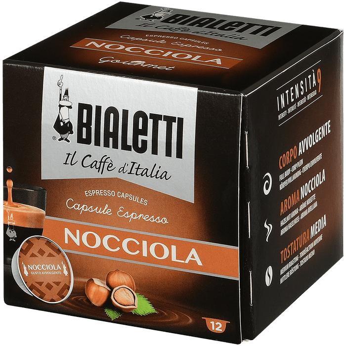 Bialetti Кофе Orzo капсулы для кофемашин 12 шт.