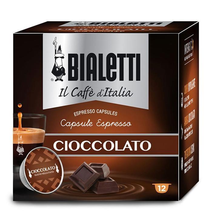 Bialetti Кофе Deca капсулы для кофемашин 16 шт.