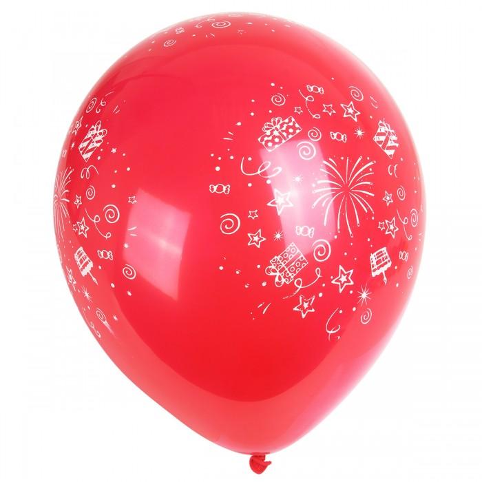 Товары для праздника Веселый хоровод Набор шаров 30 см 12 шт. исследовательский набор огненные шары