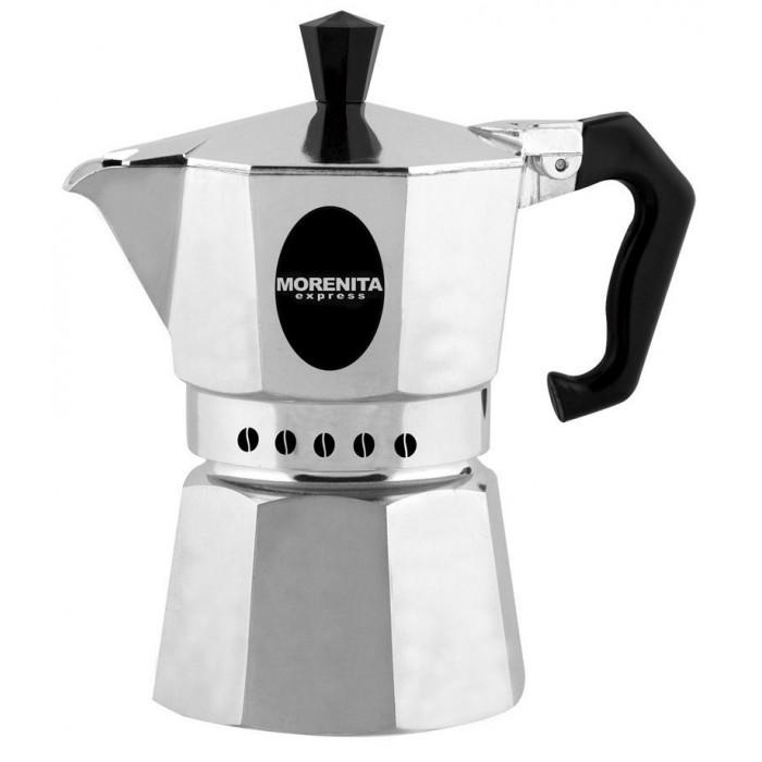 Бытовая техника Bialetti Гейзерная кофеварка Morenita 9 порций