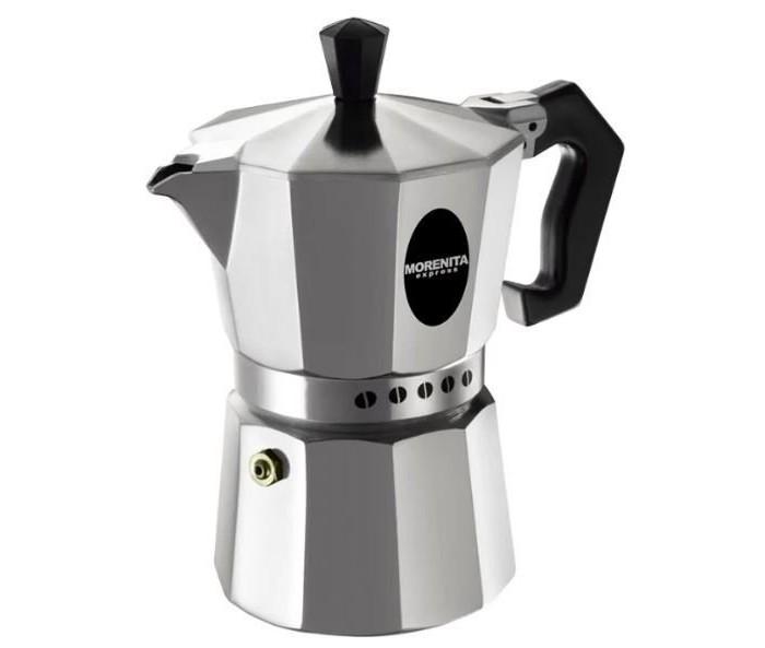 Бытовая техника Bialetti Гейзерная кофеварка Morenita 6 порций