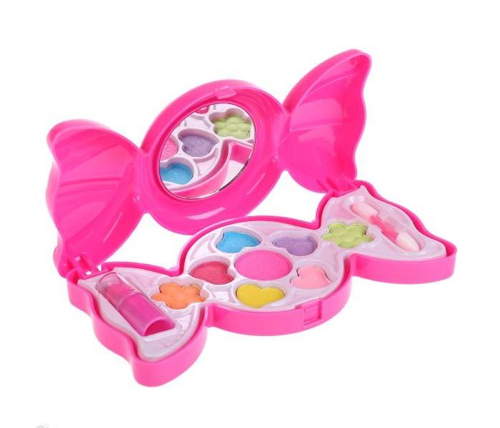 Картинка для Детская косметика Играем вместе Набор косметики My Little Pony Пинки Пай тени для век и помада