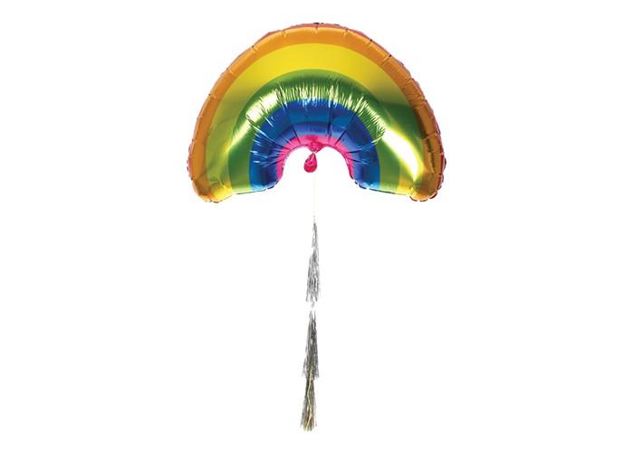 Купить Товары для праздника, MeriMeri Воздушные шары Радуга
