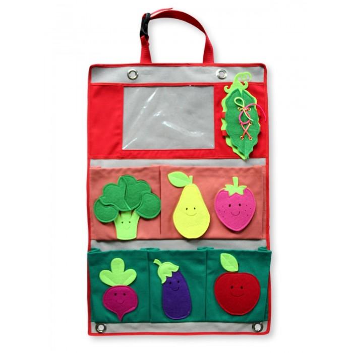 Санта Лючия Органайзер текстильный Фрукты и овощи