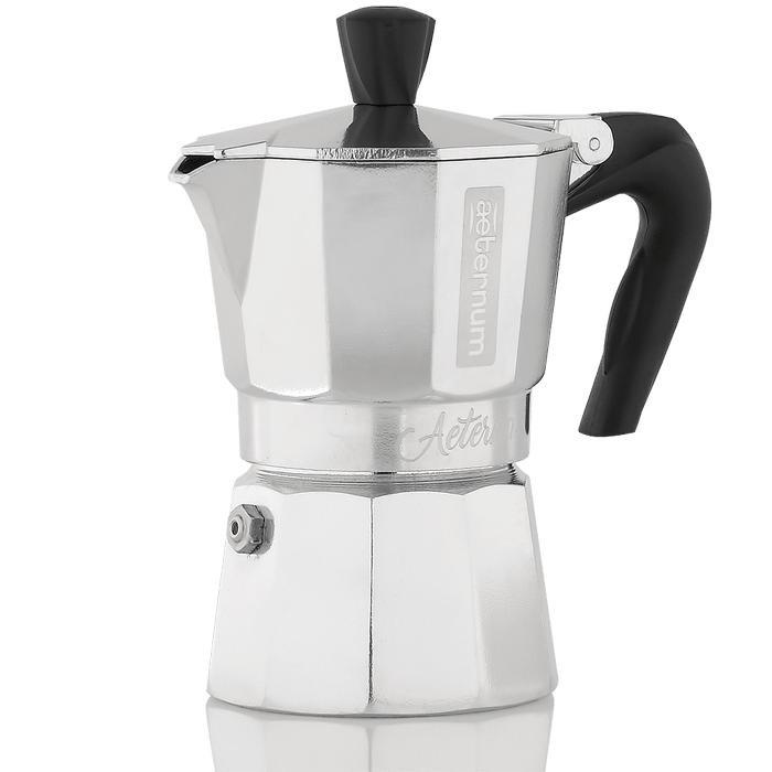 Фото - Бытовая техника Bialetti Гейзерная кофеварка Aeterna 2 порции гейзерная кофеварка bialetti aeternum divina 4 порции металлик