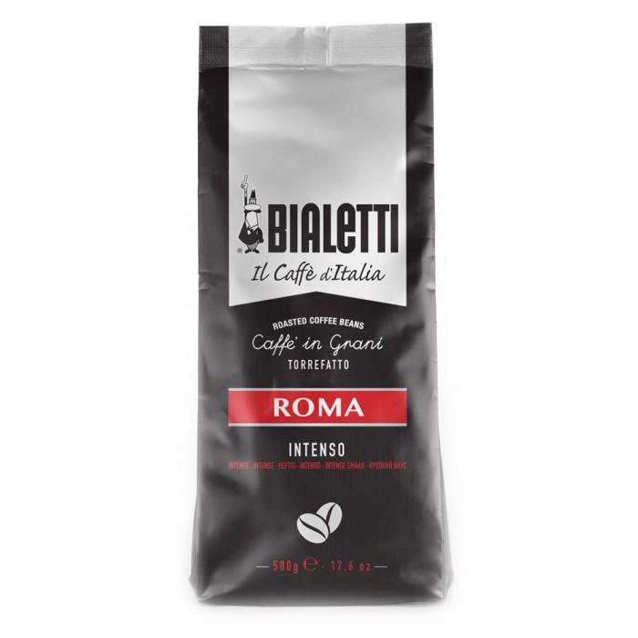 Bialetti Кофе в зернах Roma 500 г