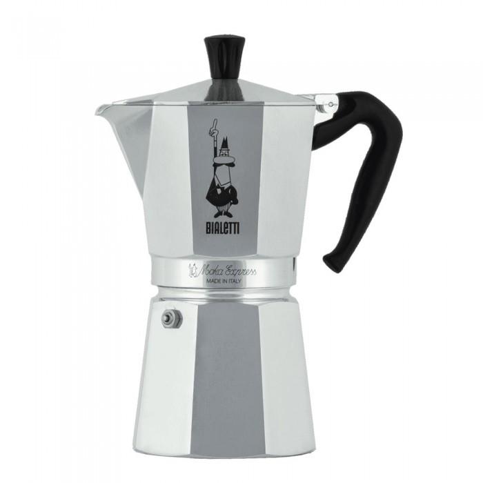 Bialetti Гейзерная кофеварка Moka Express 4 порции