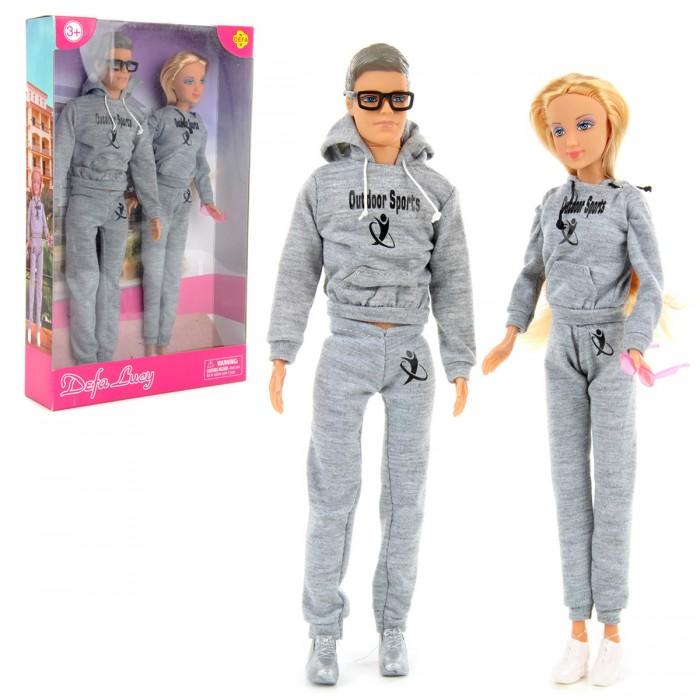 Veld CO Набор из 2-х кукол гимнасток мама-дочка