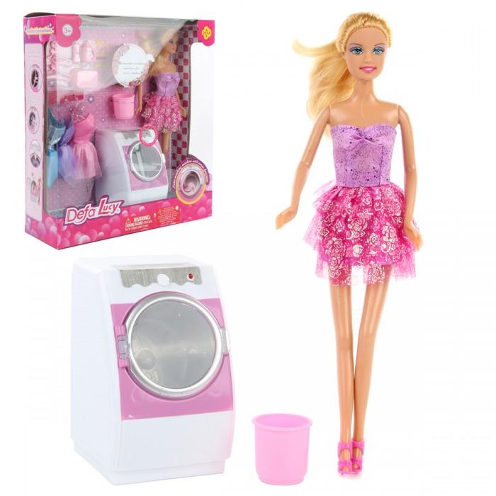 Veld CO Кукла со стиральной машинкой фото