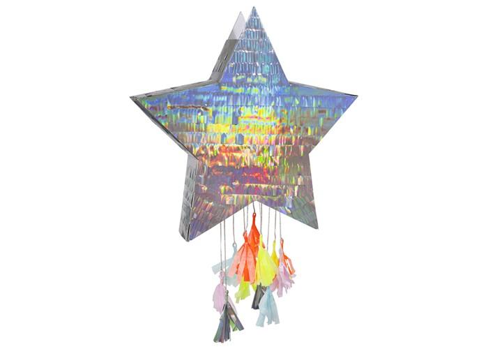 MeriMeri Пиньята Серебряная звезда