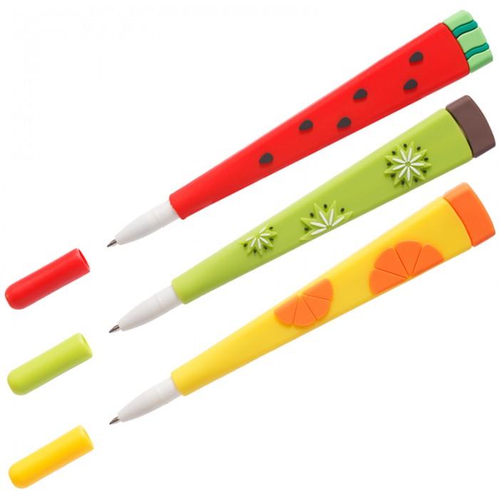 Канцелярия Meshu Ручка шариковая Fruits канцелярия meshu ручка шариковая cute mouse
