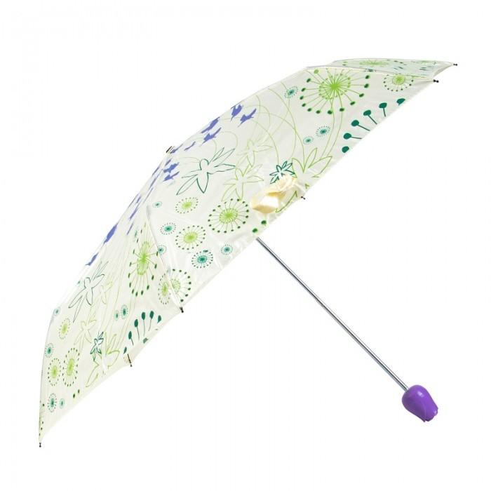 Зонт Эврика Тюльпан в Вазе складной 97906