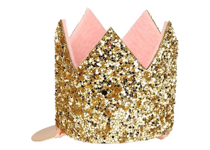 MeriMeri Заколки для волос Мерцающая корона