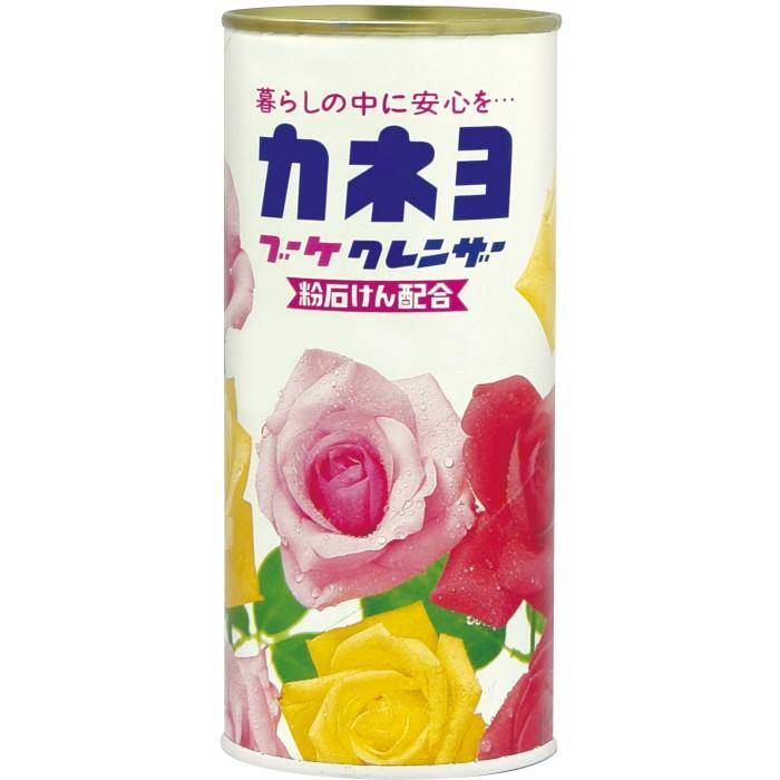 Бытовая химия Kaneyo Порошок чистящий аромат цветов 400 г недорого