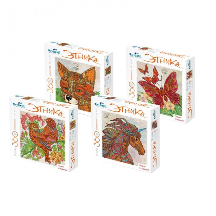 Пазлы Origami Пазл Astrel (500 элементов)