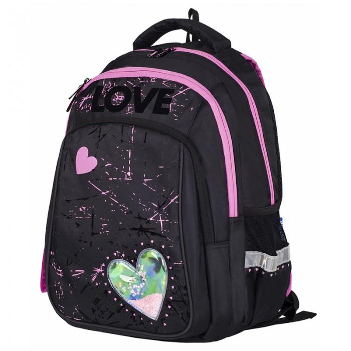 Школьные рюкзаки Berlingo Рюкзак Comfort Love школьные рюкзаки berlingo рюкзак comfort next level 38х27х18 см