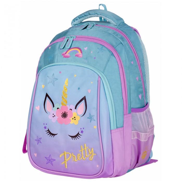 цена на Школьные рюкзаки Berlingo Рюкзак Comfort Волшебный единорог