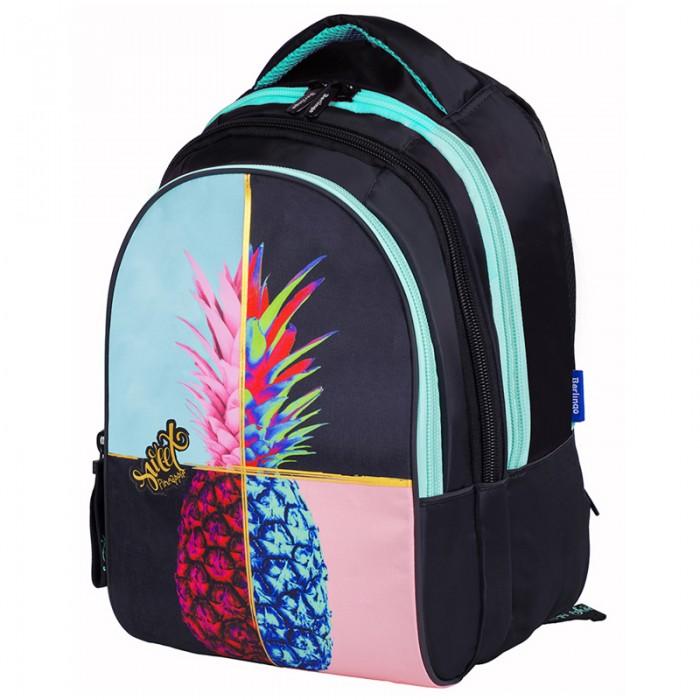 Купить Школьные рюкзаки, Berlingo Рюкзак inStyle Pineapple